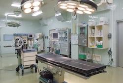 へき地医療の設備