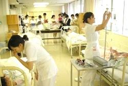 看護師の職場環境